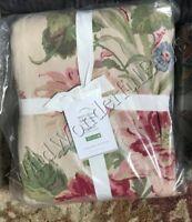 Pottery Barn Marla Duvet Cover Set King 2 King Shams Vintage Floral 3pc New