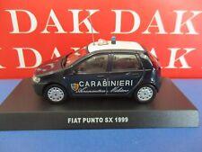 Die cast 1/43 Modellino Auto Carabinieri Fiat Punto SX Aereonautica Militare 19