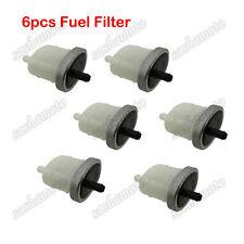 6x Fuel Filter Cleaner For Yamaha 66V-24560-00-00 XLT XL SUV 1200 GP1200R XLT800