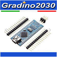 Arduino Nano V3.0 con microcontrollore Atmega328p - MINI CH340G