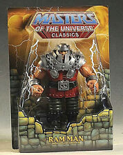 "Masters of the Universe Classics _ RAM MAN 7"" Figur _ Exclusive Limited Edition _ MIB"