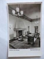 Ansichtskarte Rasthaus am Chiemsee innen Hotel-Aufenthaltsraum (Nr.596) -III