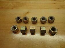 66-74 Mopar A B C E Body Cuda 8 3/4 Axle Carrier OEM Correct Locking Nuts