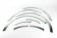 HOLDEN CRUZE Hatchback 2011-2014 CHROME FENDER GUARD TRIM WHEEL MOLDING