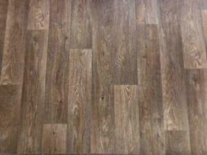 Schiffsboden Eiche wei/ß 300 und 400 cm Breite Meterware verschiedene Gr/ö/ßen Gr/ö/ße: 2 x 4 m 200 PVC Bodenbelag Holzoptik