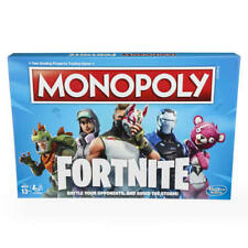 Hasbro - Fortnite Monopoly Board Game - Brand New And Sealed