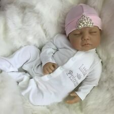 CHERISH DOLLS NEW REBORN BABY GIRL OLIVIA FAKE BABIES FLOPPY REALISTIC DOLL UK