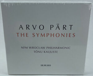 Arvo Part - The Symphonies - NFM Wroclaw Philharmonic - New & Sealed CD - C3