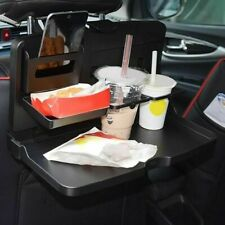Multifunctional Car Folding Table Universal Auto Cup Holder Seat Back Food Tray