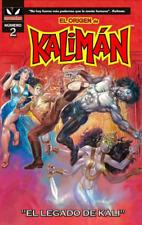 KAMITE COMIC MEXICAN EDITION KALIMAN #2 MEXICO SPANISH MEXICO
