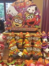 USJ official limited edition 2017 MINIONS Halloween Plush S Dave F/S From Japan