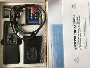 Gas Fire Thermostatic/Timer Remote Control Set Mertik Maxitrol G30 ZRRTT & ZRHTT