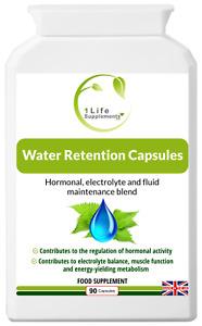 Water Retention Capsules