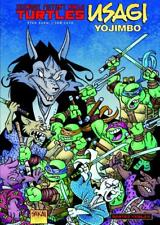 Teenage Mutant Ninja Turtles/Usagi Yojimbo, Dante Verlag