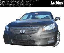 Vinyl, Black Covercraft LeBra 551156-01 Custom Fit Front End Cover for Honda Accord