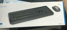 Lot of 10 Microsoft Wireless Desktop 2000 Keyboard and Mouse - USB Wireless