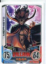 Marvel Hero Attax Series 2 Base Card #146 Mephisto