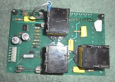 Adc American Dryer Corp. Relay Board, # 137062