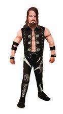 Rubies WWE AJ Styles Wrestling Muscles Deluxe Childrens Halloween Costume 701036