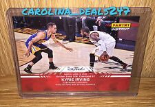 2016 Panini Instant NBA Finals Kyrie Irving Stephen Curry #6 ONLY 57 MADE RED