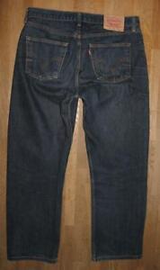 """WOW!!! LEVI`S 751 Herren- JEANS / LEVIS Blue-Jeans in dkl.- blau ca. W34"""" /L31"""""""