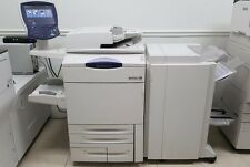 Xerox WorkCentre 7775 Color MFP Copy Printer Booklet Finsher - Docucolor