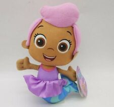 """Fisher-Price Bubble Guppies Plush Doll Bubble-Rina Molly 8"""" NEW Nickelodeon"""