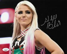 ALEXA BLISS WWE DIVA THE GODDESS SIGNED AUTOGRAPH 8X10 PHOTO #2 W/ JSA COA
