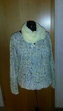 Hüftlange Comma Damenblusen, - tops & -shirts im Blusen mit Rundhals-Ausschnitt