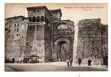 C002513    perugia  porta urbica etrusca o d'augusto  animata    VG 1929
