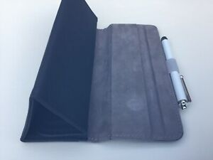 "Tablet Case, 8""/ 9"" Black, for Novos, VS, aTab & CnM, Protective Lifestyle Case"