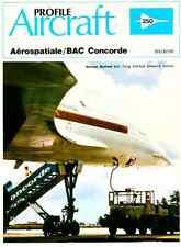 AERONAUTICA AIRCRAFT Publications Profile 250 - Aerospatiale-BAC 'Concorde'  DVD