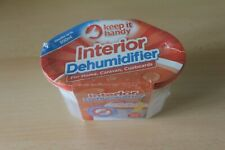 INTERIOR DEHUMIDIFIER - ABSORBS UP TO 500ml -  IDEAL FOR CARAVANS & CUPBOARDS