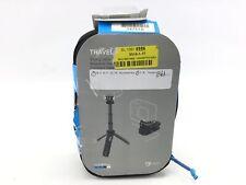 "GoPro Travel Kit Shorty 8.9"" Tripod + Magnetic Swivel Clip + Case Akttr-002"