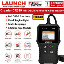 Automotive OBD CAN Car Code Reader OBD2 Scanner Emission Test Check Engine Light