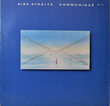 "DIRE STRAITS - COMMUNIQUÉ (VERTIGO 6360170) 12"" LP (W 785)"