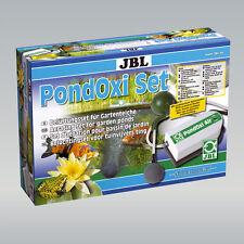 JBL PondOxi-Set Belüftungsset für Gartenteiche und die Ersatzteile