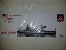 Midship Models 315: USS Arizona BB-39 Battleship 1941 1/700th Scale