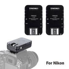 Yongnuo Radio Trigger YN-622N Wireless ITTL Flash Trigger set for Nikon Camera