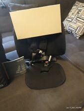 Wayb Pico Travel Car Seat and Travel Bag Bundle, Black Open Box