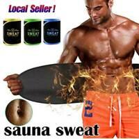Premium Waist Trimmer for Men&Women Sweat Bands Belt Slim Body Shaper Cinchers