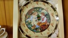 Villeroy Boch Roses are Red Once Upon A Rhyme Plate No 1497A with Certificate