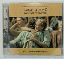 Paradise Road - Song Of Survival Original Soundtrack CD Malle Babbe Choir OST
