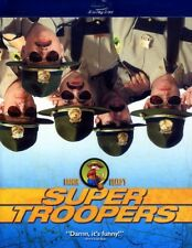 Super Troopers [New Blu-ray] Ac-3/Dolby Digital, Dolby, Digital Theater System