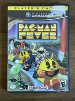 Pac-Man Fever (Nintendo GameCube, 2002) Complete with Manual Tested Working  CIB