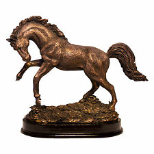 Frisky horse, bronze horse,home decor, special fathers day statue gift