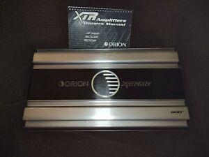Orion XTR 900.2 Two Channel 900 watt Car Amplifier (Never Installed)