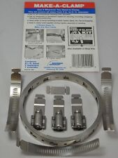 BREEZE MAKE A HOSE CLAMP KIT - ALL STAINLESS STEEL (BR4000)