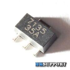 2 Pcs x 7135 Regulated Flashlight LED Driver IC ( 350mA Constant Current )
