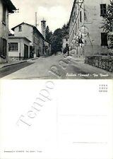 Cartolina di Luvinate, via Veneto - Varese